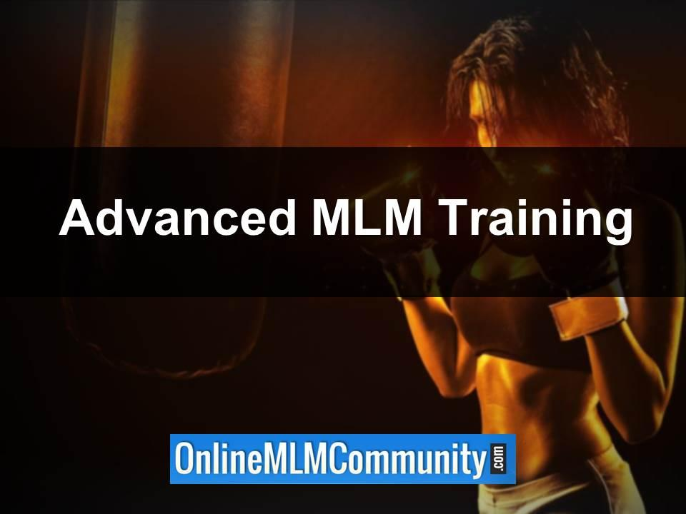 advanced mlm training
