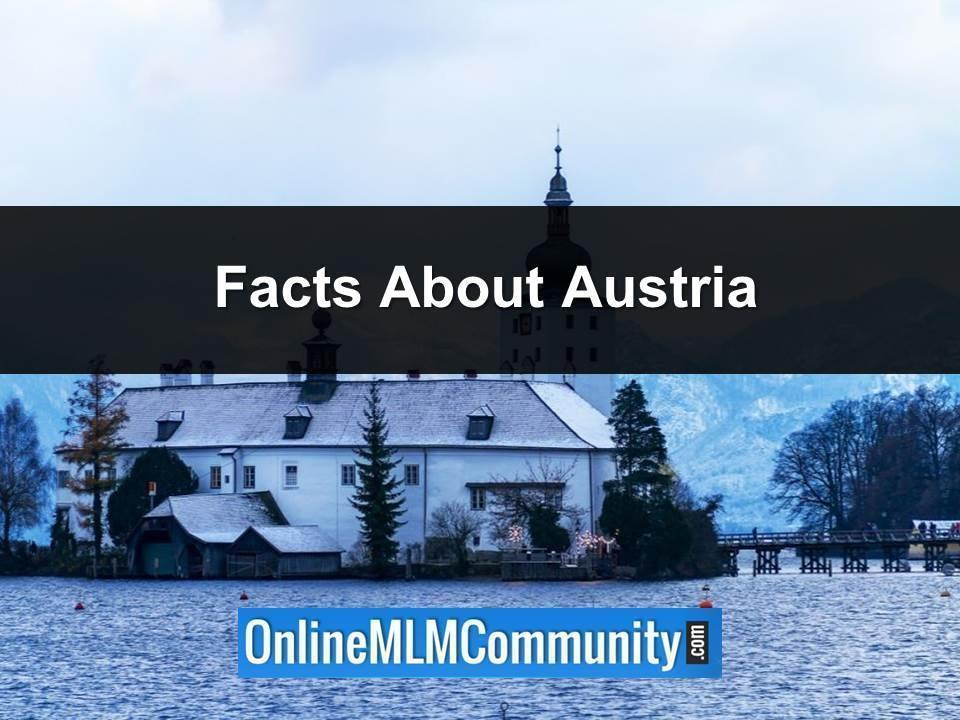 facts about austria