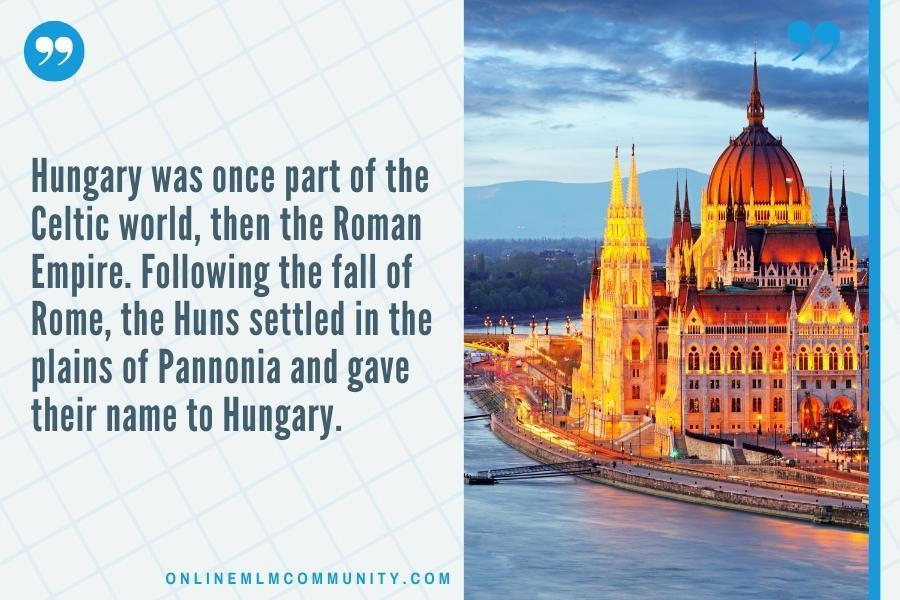fact about hungary