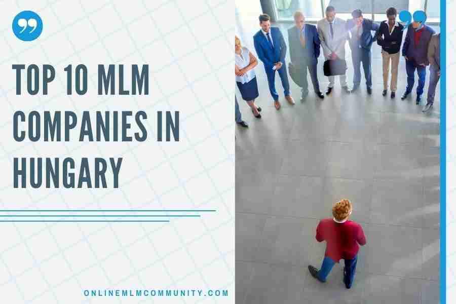 mlm companies in hungary