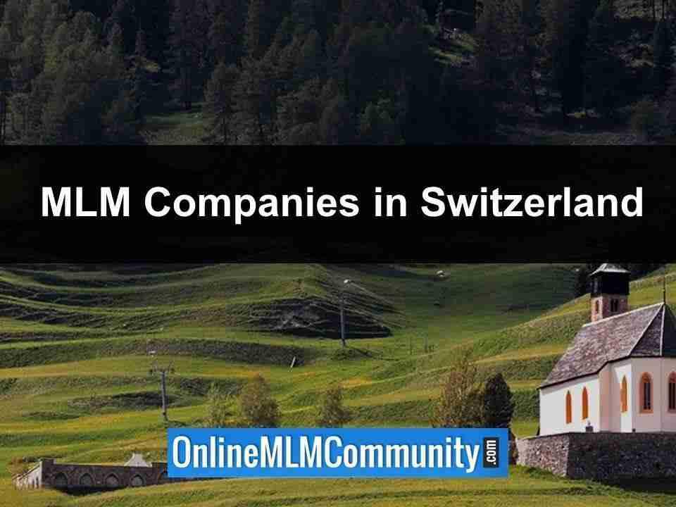 mlm companies in switzerland