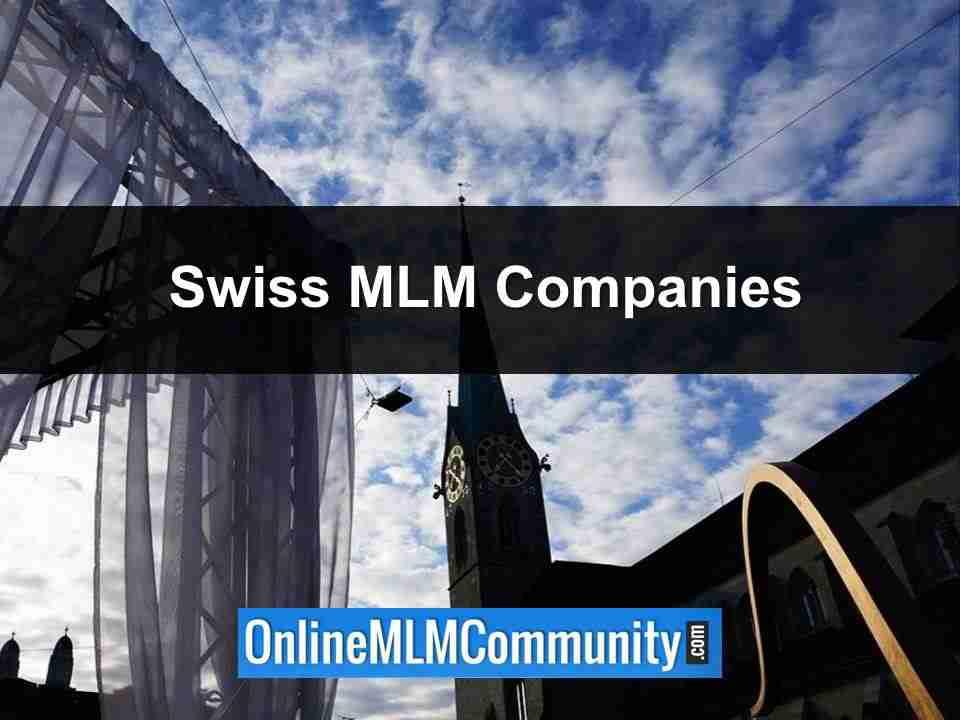 swiss mlm companies
