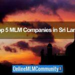 Top 5 MLM Companies in Sri Lanka