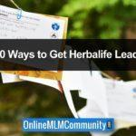 Herbalife Leads: Should You Buy Them or Generate Your Own?