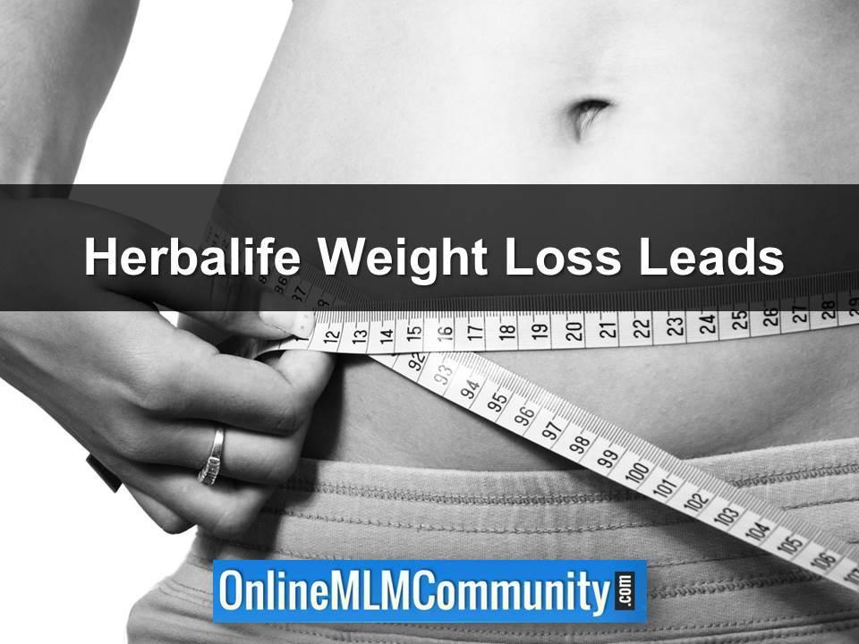 Herbalife Weight Loss Leads
