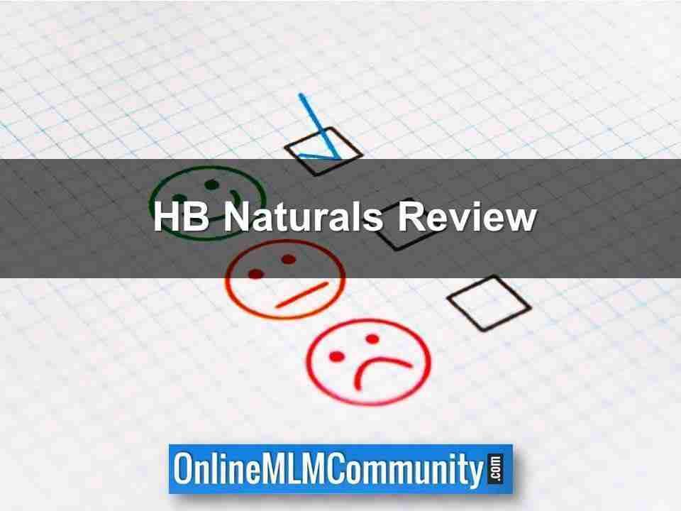 HB Naturals Review