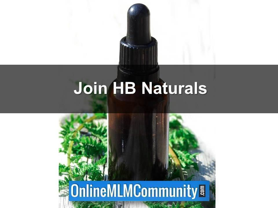 Join HB Naturals
