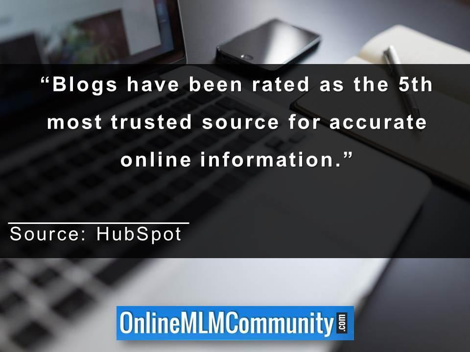 5th most trusted source for accurate online information