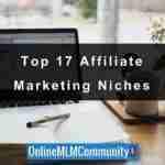 Top 17 Affiliate Marketing Niches