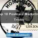 Top 10 Postcard Marketing Tricks