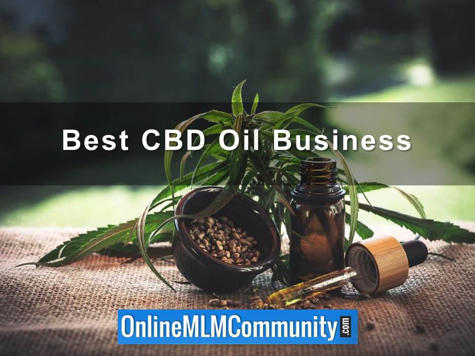 Best CBD Oil Business