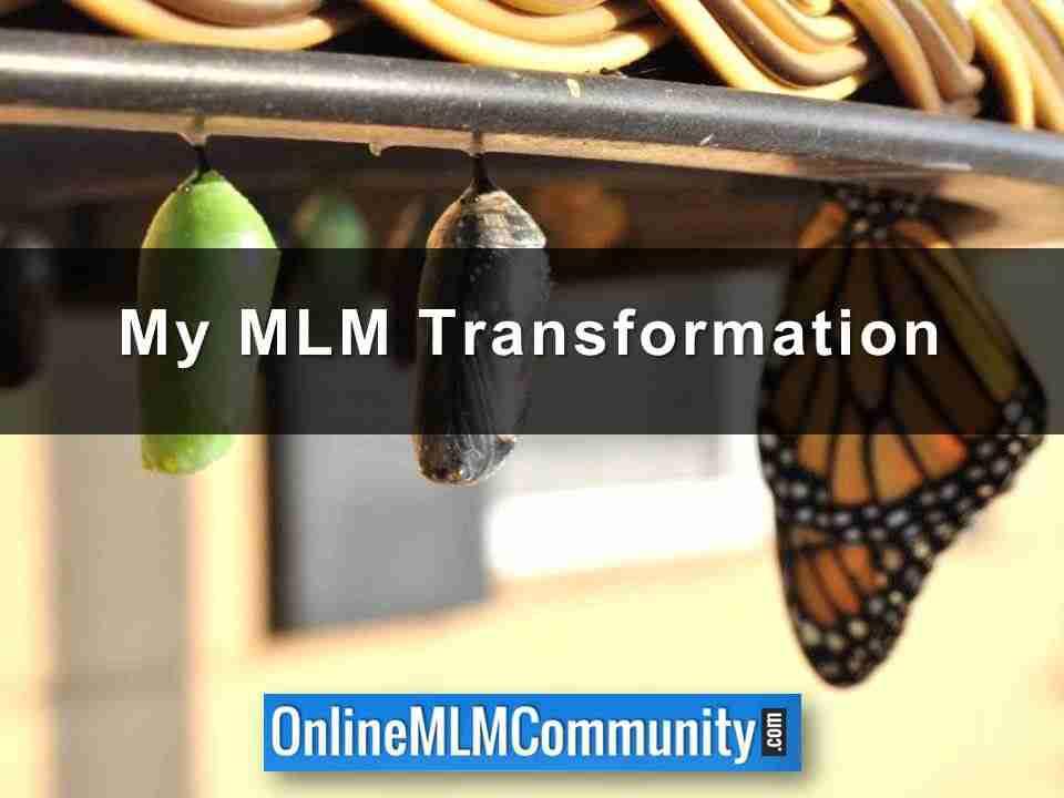 My MLM Transformation