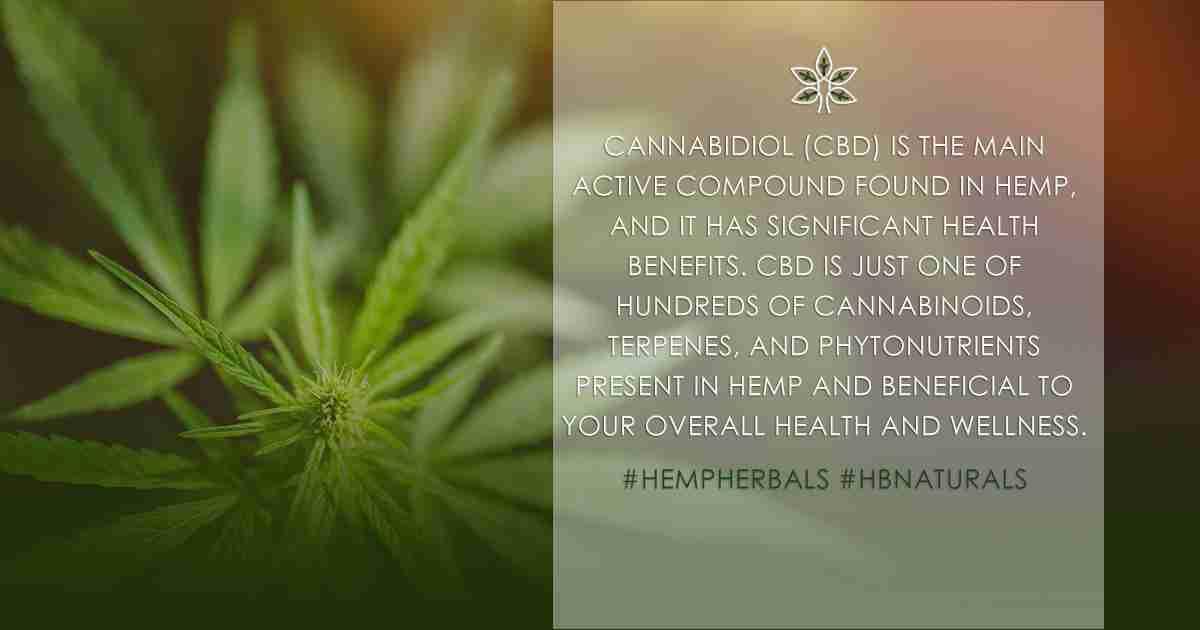 HB Naturals CBD