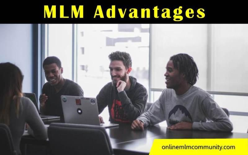 mlm advantages