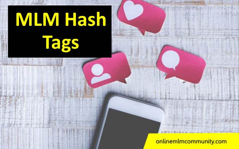 mlm hash tags