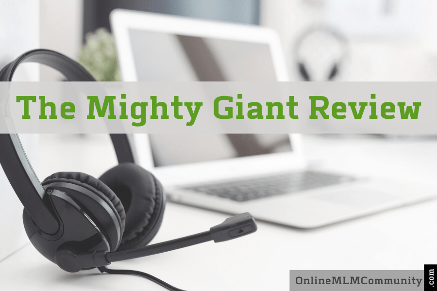 The Mighty Giant Review