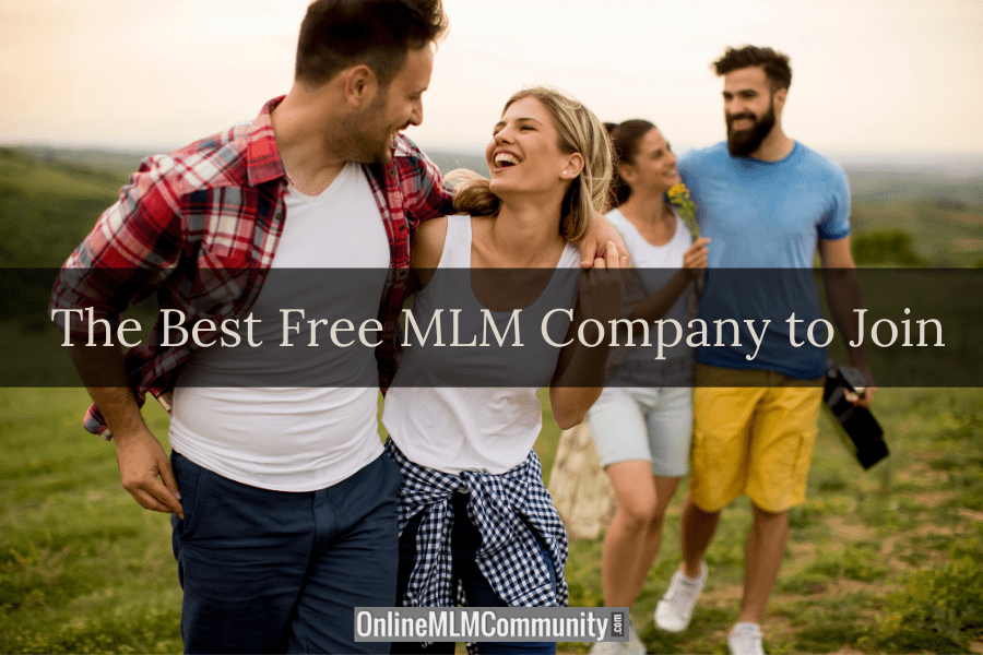 The Best Free MLM Company to Join