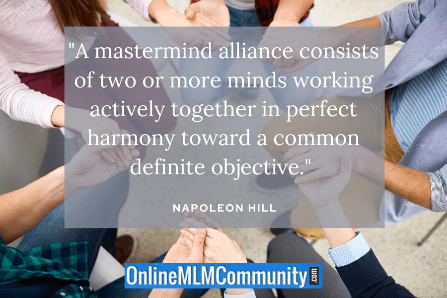 mastermind alliance