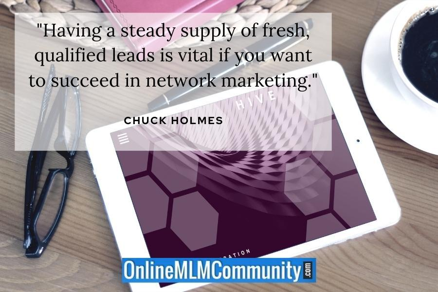 steady supply of leads