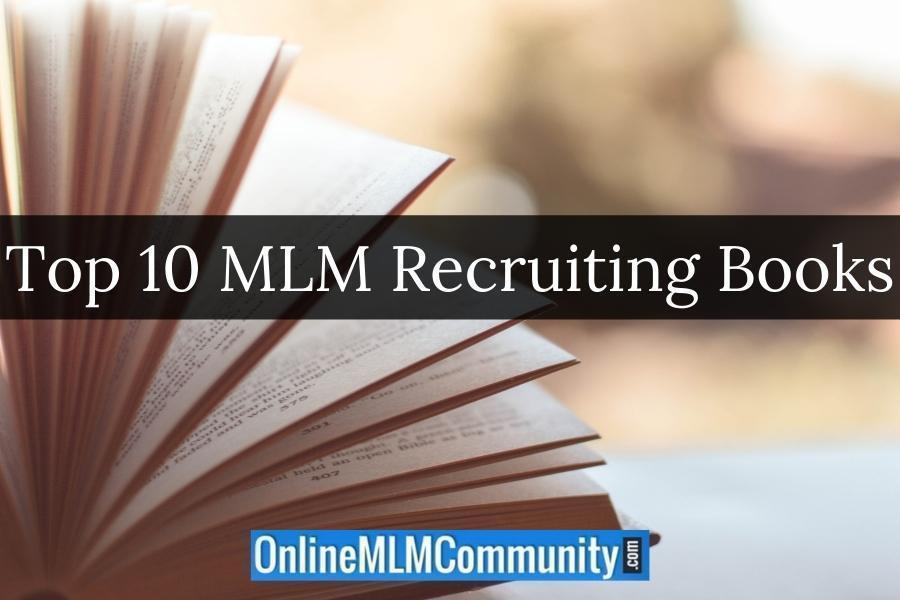Top 10 MLM Recruiting Books