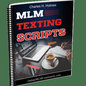 mlm texting scripts