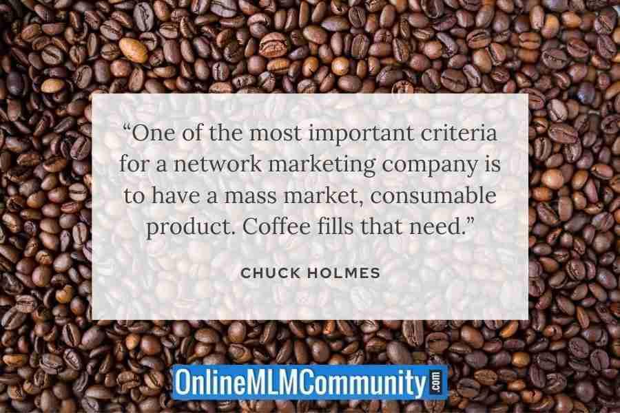 why coffee mlm