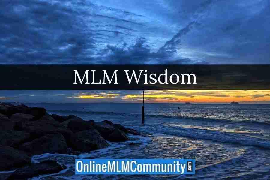 MLM Wisdom