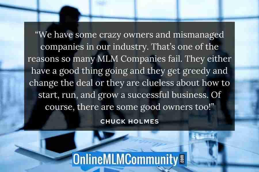crazy mlm companies
