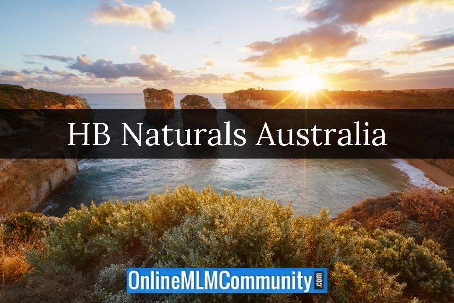 HB Naturals Australia