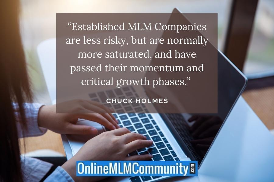 Established MLM Companies