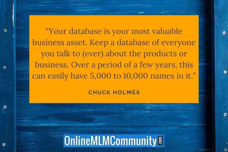 mlm database