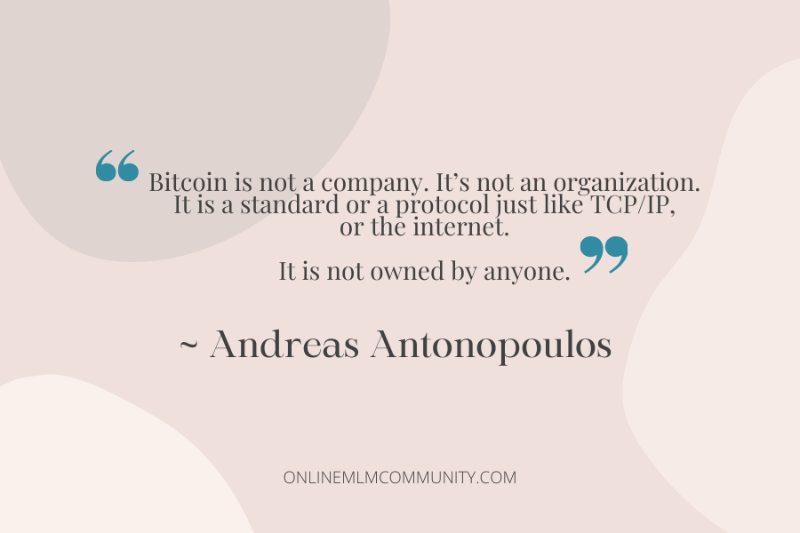 who owns bitcoin