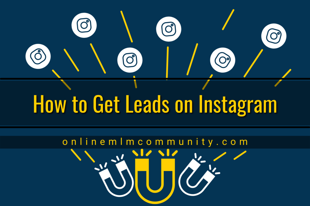 how to get leads on instagram